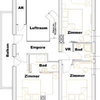 Lage Plan MH Landhaus Viehhofen