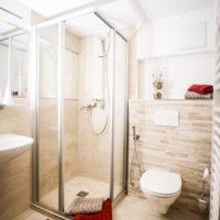 Ferienhaus mit renovierten Bad in Viehhofen