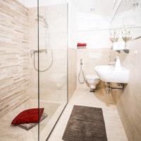 Modernes Bad im MH Landhaus Viehhofen